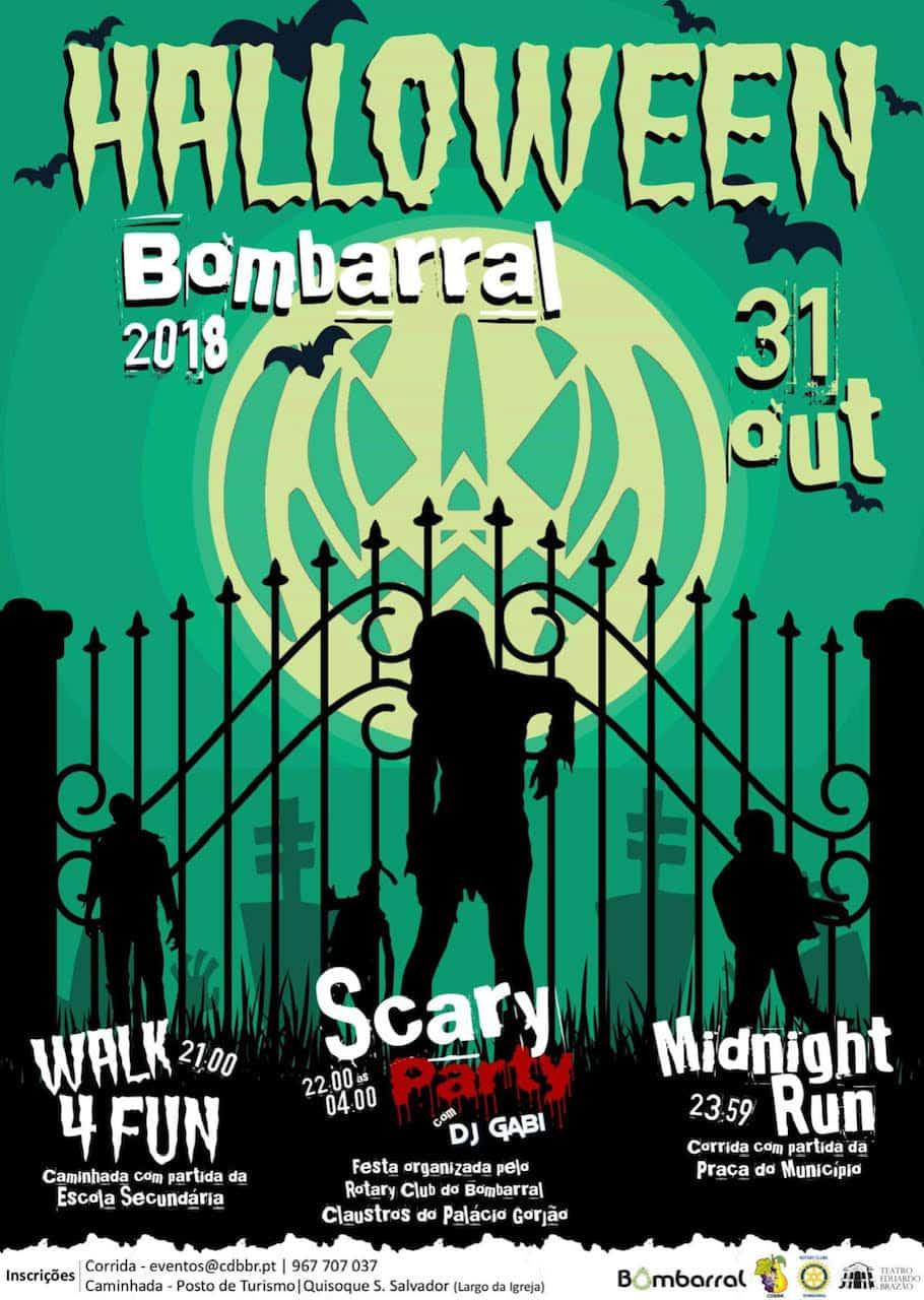 HALLOWEEN 2018 – O TERROR CHEGA AO BOMBARRAL!
