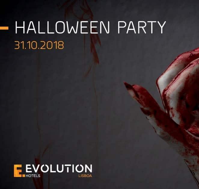 HALLOWEEN PARTY 2018 | EVOLUTION LISBOA