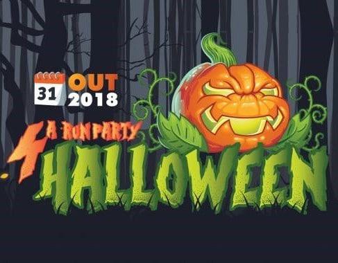 HALLOWEEN RUN PARTY 2018 | LISBOA