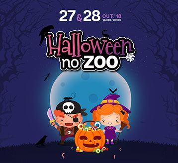 HALLOWEEN NO ZOO | LOUROSA