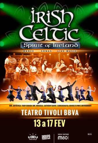 IRISH CELTIC | TEATRO TIVOLI BBVA