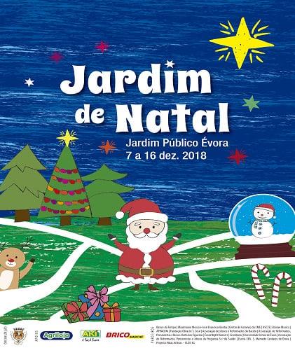 JARDIM DE NATAL   ÉVORA