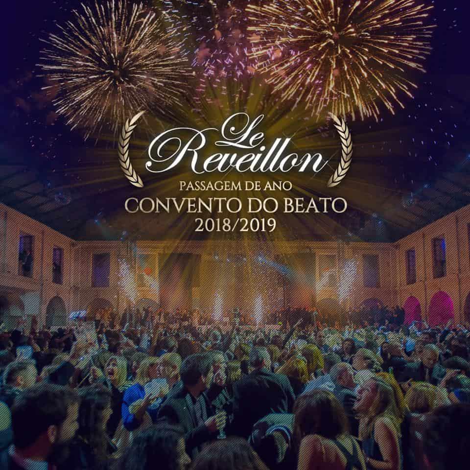 LE REVEILLON 2018-2019 CONVENTO DO BEATO | LISBOA