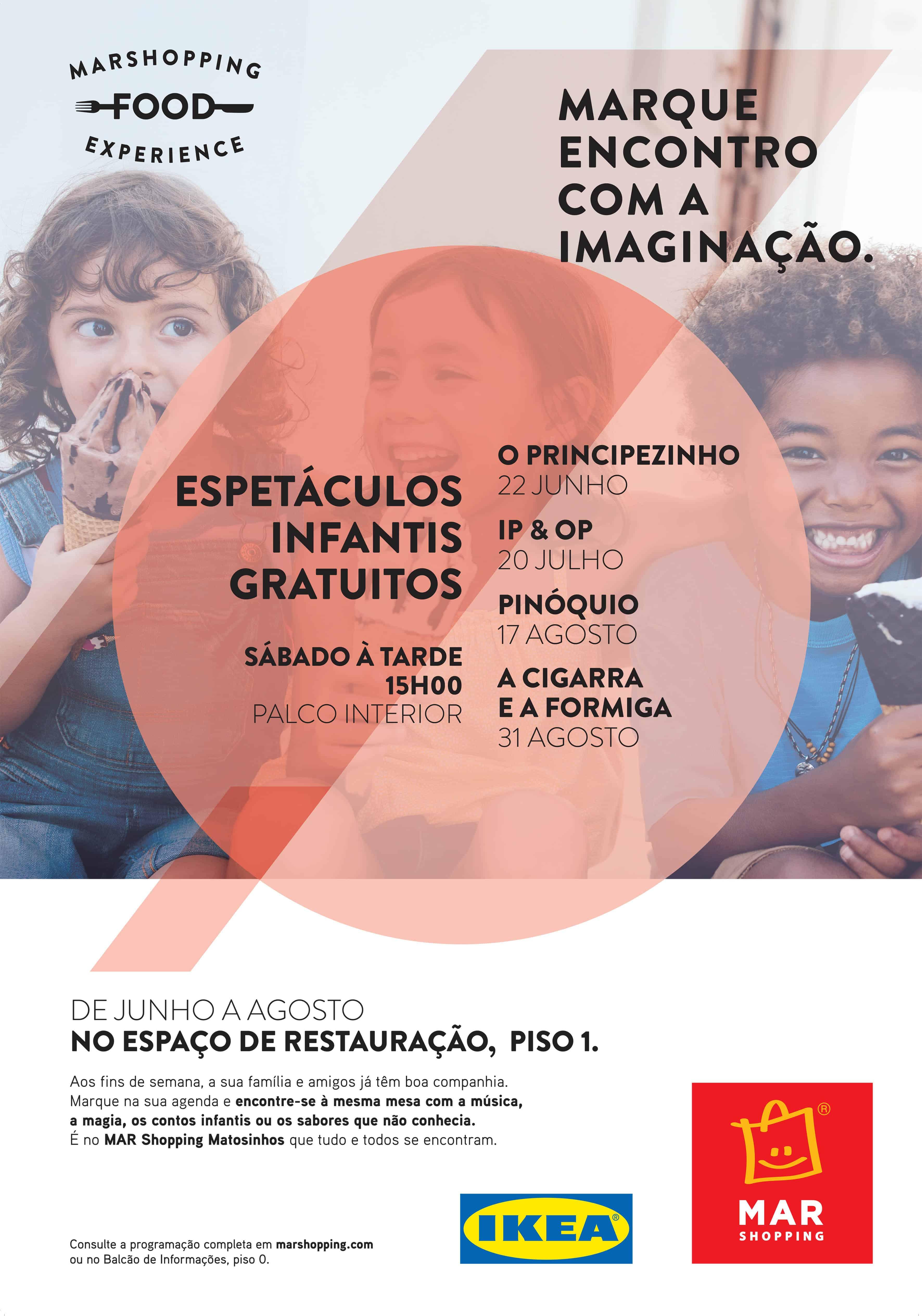 O PRINCIPEZINHO NO MAR SHOPPING MATOSINHOS
