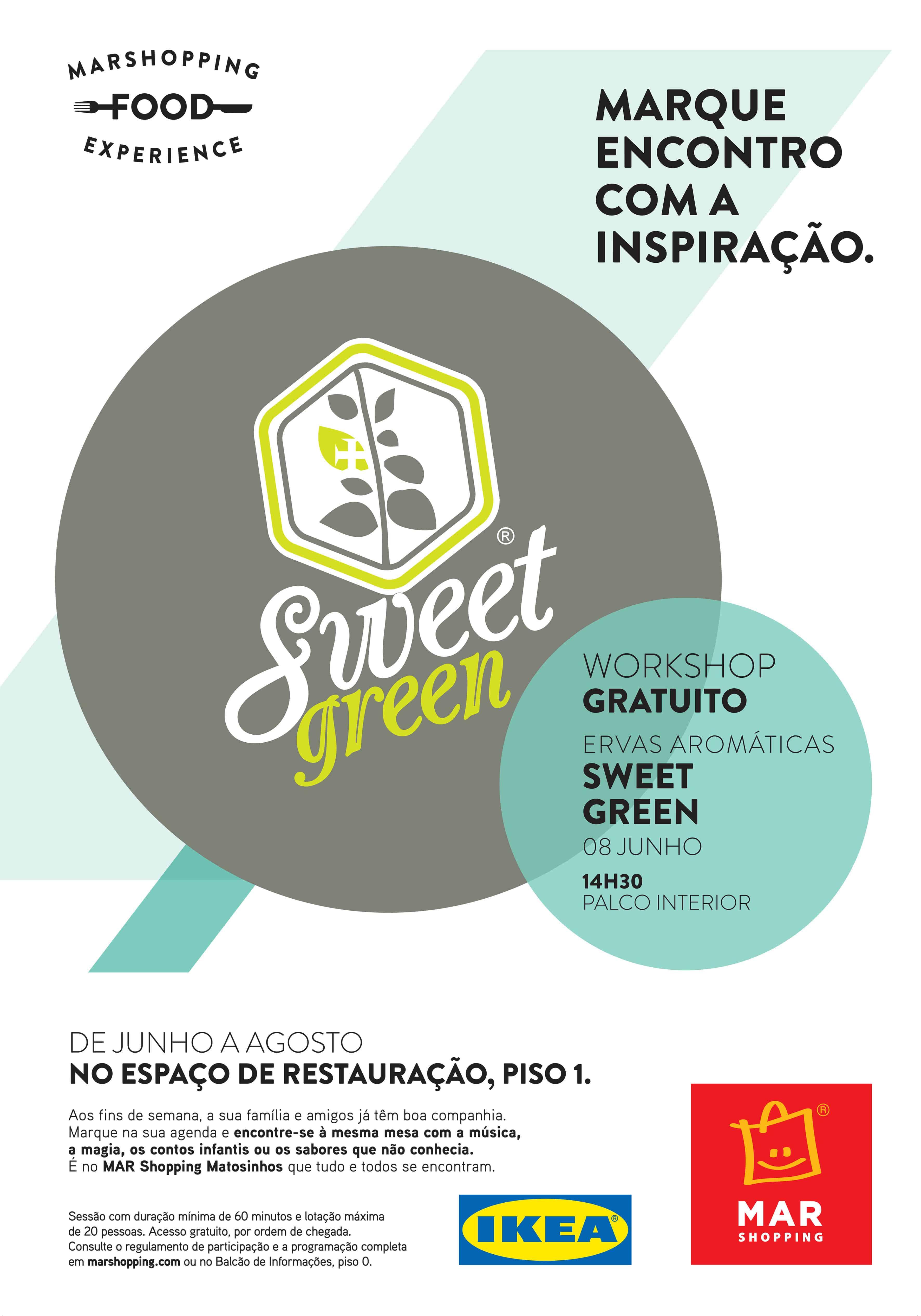PROGRAMAÇÃO DE JUNHO DO MAR SHOPPING FOOD EXPERIENCE