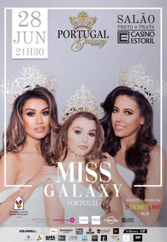 MISS GALAXY PORTUGAL 2019 | CASINO ESTORIL