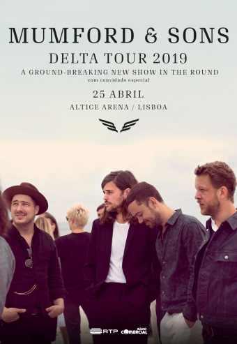 MUMFORD & SONS – DELTA TOUR   ALTICE ARENA