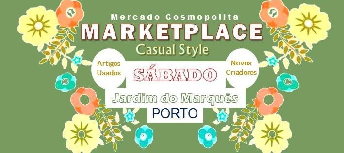 A edição do MarketPlace Casual Style em outubro está marcada para o próximo sábado