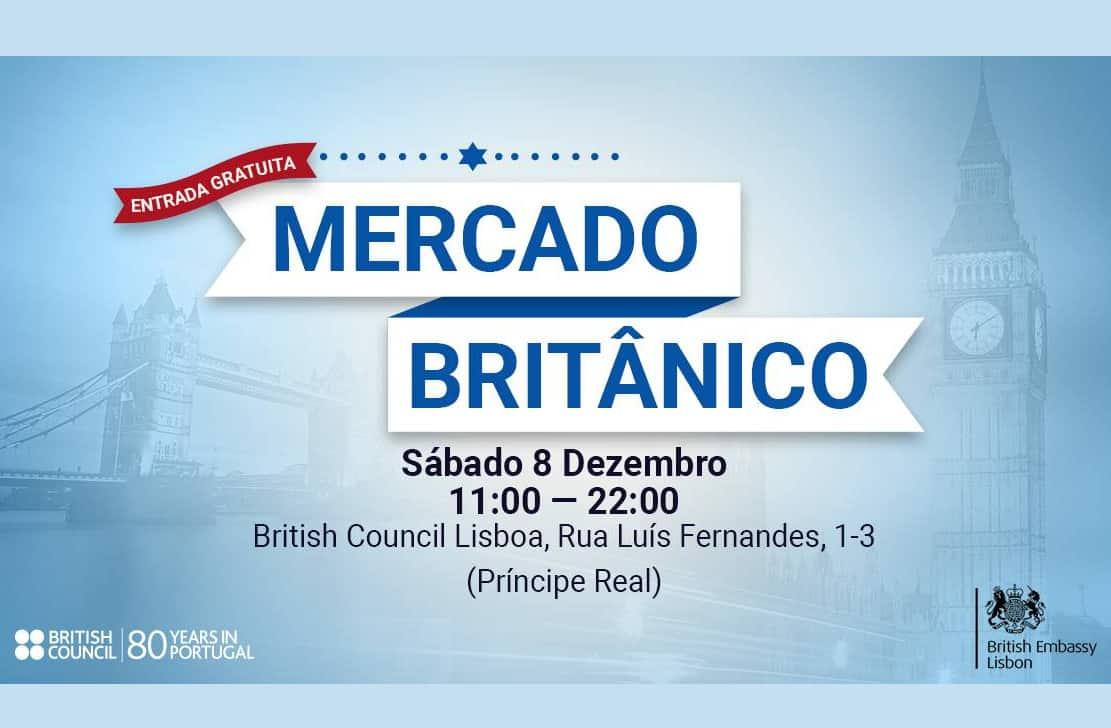 MERCADO BRITÂNICO   PRÍNCIPE REAL – LISBOA