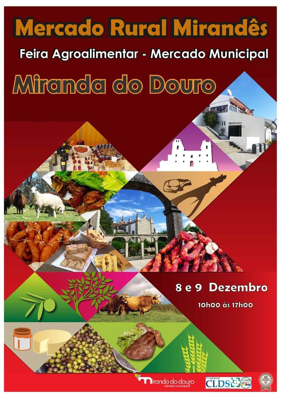 MERCADO RURAL MIRANDÊS – FEIRA AGROALIMENTAR
