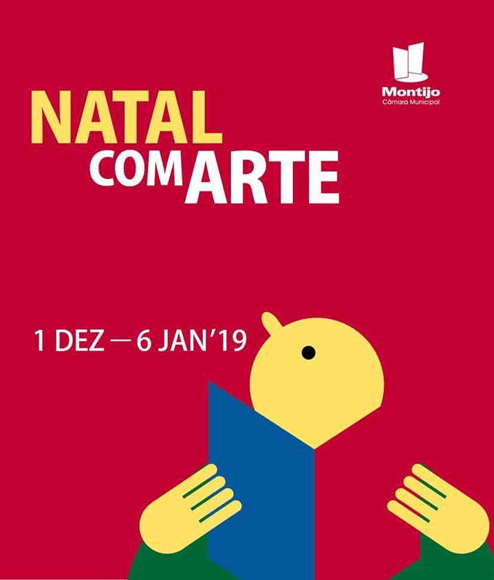 NATAL COM ARTE 2018 NO MONTIJO