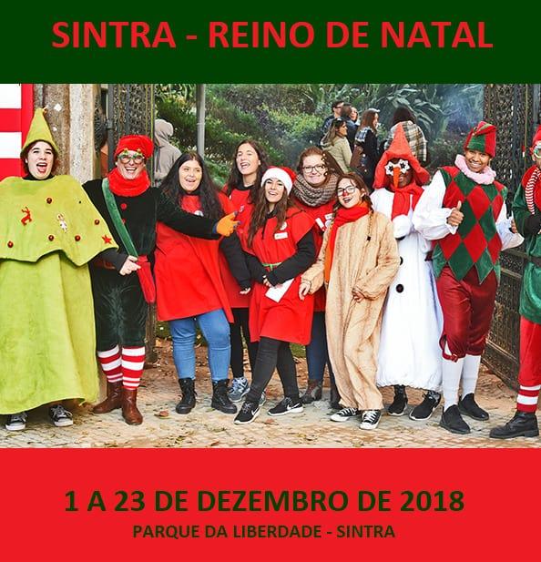 SINTRA – REINO DE NATAL 2018