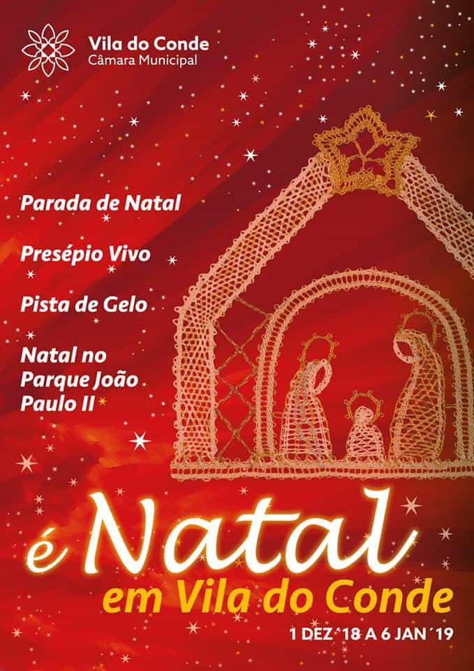 NATAL EM VILA DO CONDE 2018