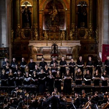 Música Clássica pelaOrquestra Clássica Metropolitanae oCoro da Universidade NOVA de Lisboaem dois concertos