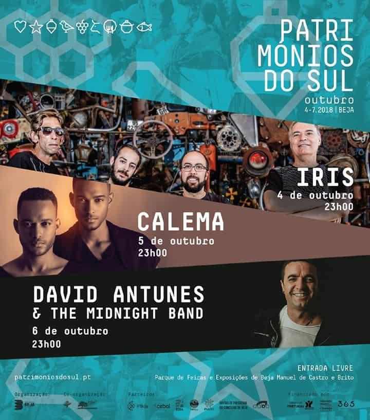 PATRIMÓNIOS DO SUL 2018 | BEJA