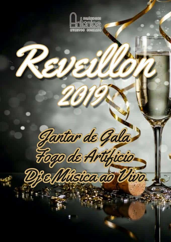 REVEILLON 2018-2019 PALÁCIO DOS ANTÓNIOS