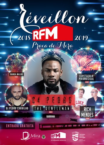 PASSAGEM DE ANO RFM 2018-2019 – PRAIA DE MIRA