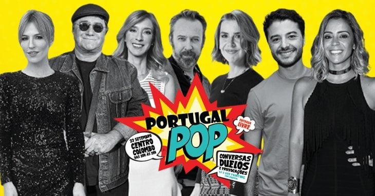 O Portugal POP no dia 23 de setembro