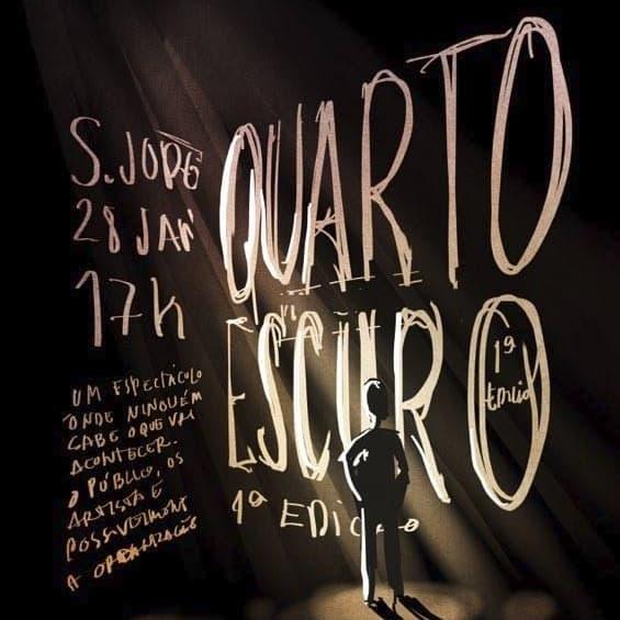 Cinema São Jorge transforma-se em Quarto Escuro