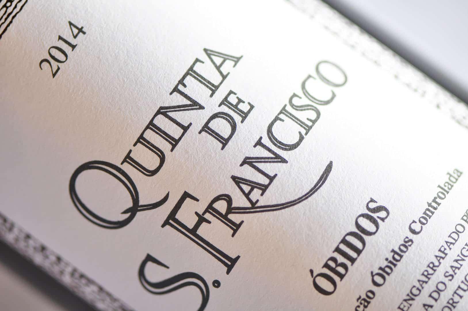 O vinho Quinta de São Francisco em crescente reconhecimento internacional