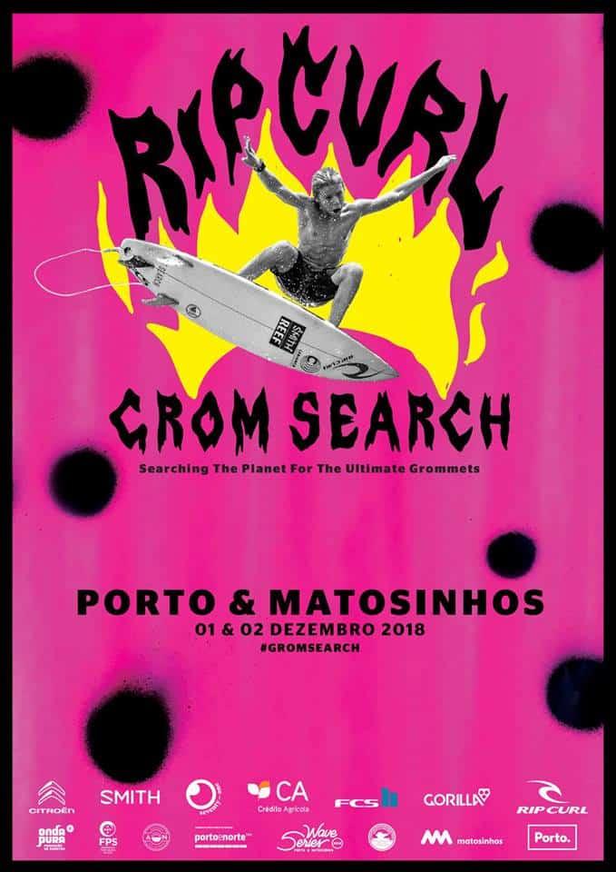RIP CURL GROMSEARCH   PORTO – MATOSINHOS
