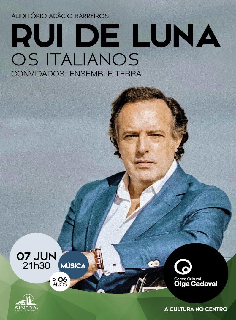 RUI DE LUNA – OS ITALIANOS