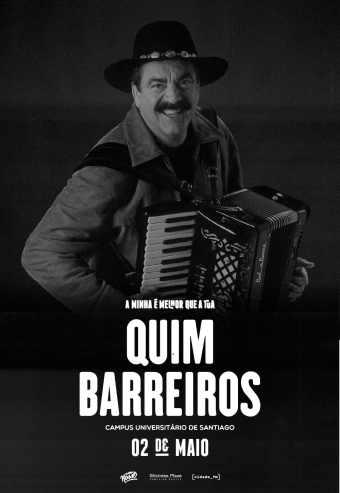 SEMANA DO ENTERRO 2019 AVEIRO | QUIM BARREIROS