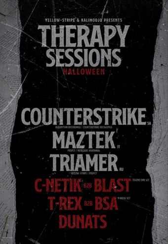 THERAPY SESSIONS HALLOWEEN 2018 – LX FACTORY | LISBOA