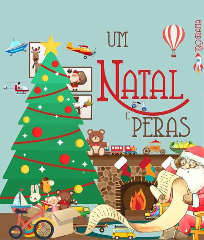 UM NATAL E PERAS | BOMBARRAL