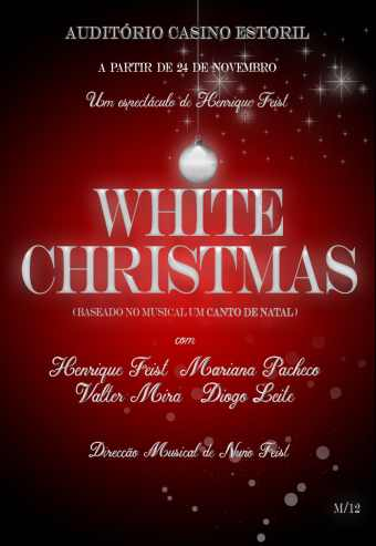 WHITE CHRISTMAS | AUDITÓRIO CASINO ESTORIL