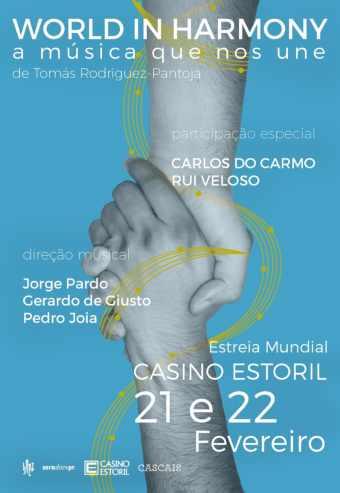WORLD IN HARMONY | CASINO ESTORIL