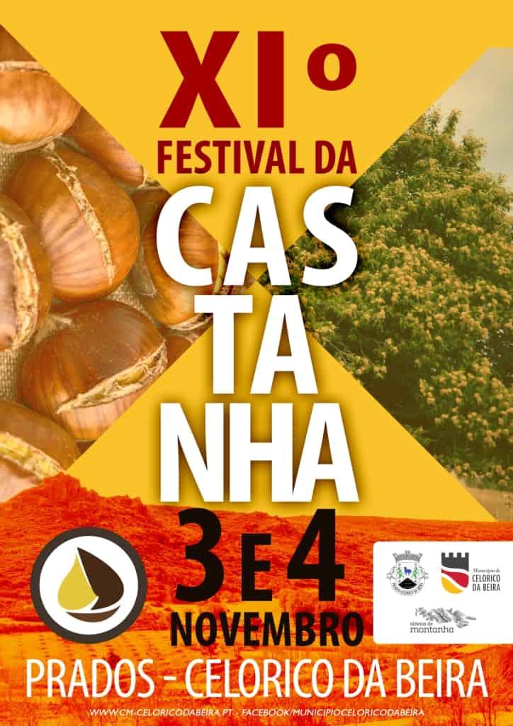 XI FESTIVAL DA CASTANHA 2018   CELORICO DA BEIRA