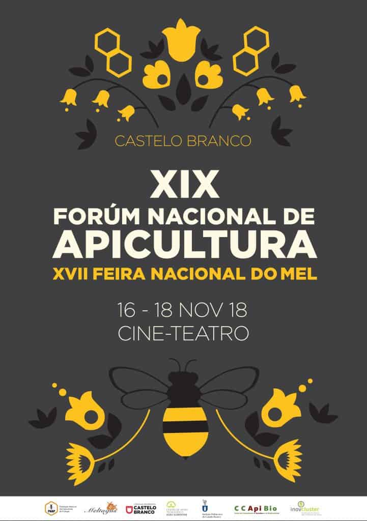 17ª FEIRA NACIONAL DO MEL 2018 | CASTELO BRANCO