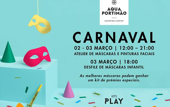 Neste Carnaval ateliers de máscaras e pinturas faciais são algumas das atividades preparadas para se divertir em família.