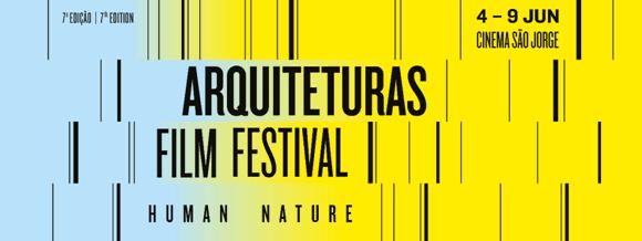 ARQUITETURAS FILM FESTIVAL INSTALA-SE NO CINEMA SÃO JORGE EM LISBOA