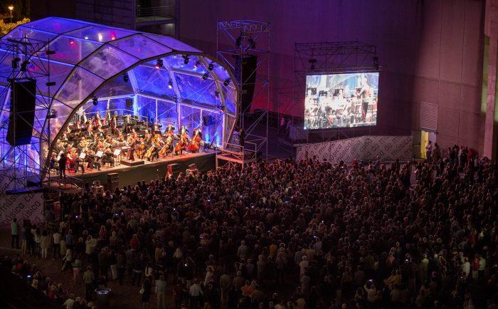 O Arrábida Sinfónica está de regresso em Junho com uma grande homenagem a um dos géneros musicais mais variados e contagiantes do universo musical: o jazz.