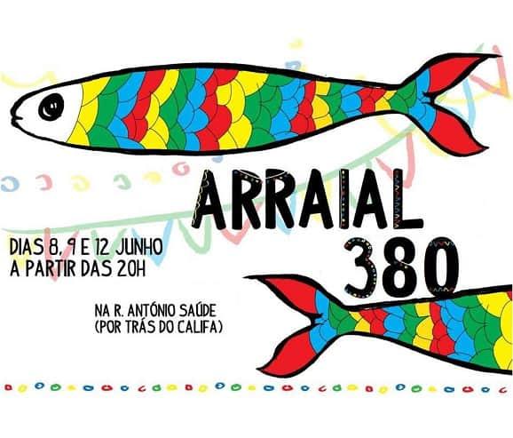 MEGA ARRAIAL 380 | SANTOS POPULARES