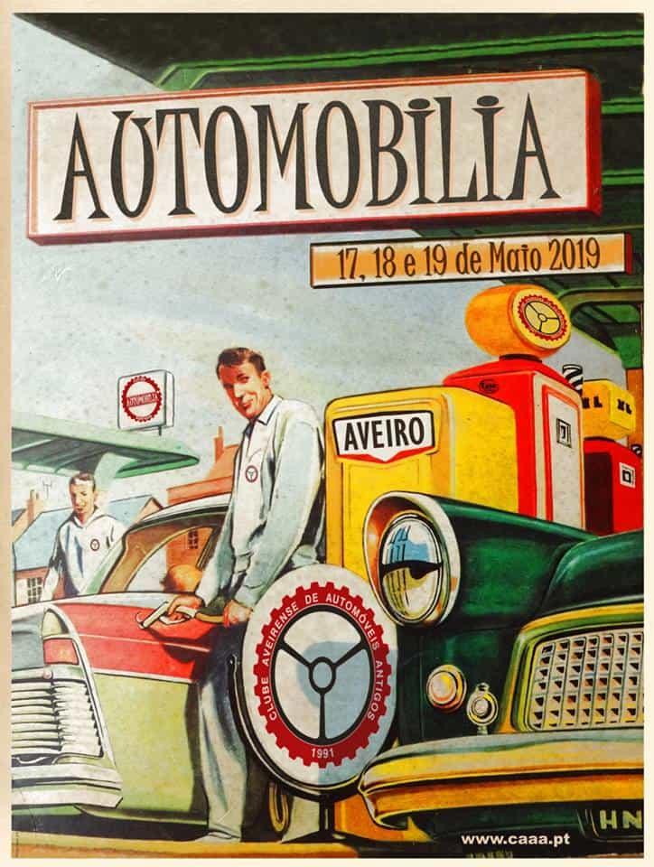 AUTOMOBILIA 2019 AVEIRO