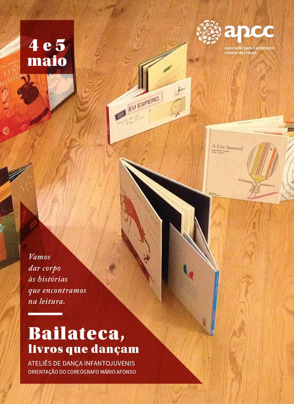 CICLO DE ATELIÊS DE DANÇA – BAILATECA | APCC