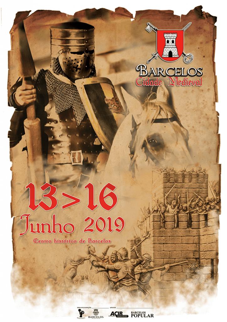 BARCELOS CIDADE MEDIEVAL 2019