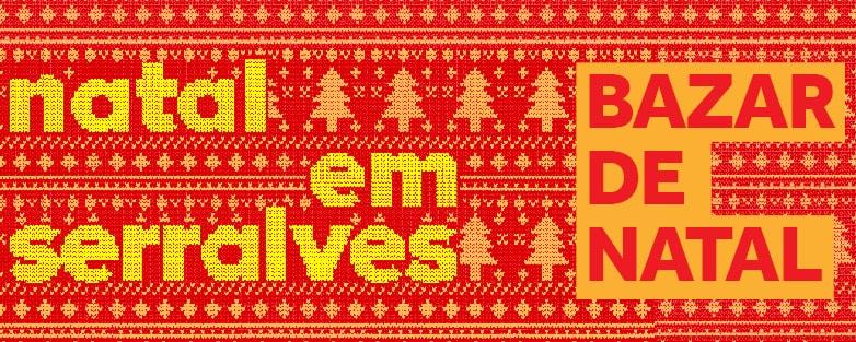 O Bazar de Natal em Serralves prossegue até ao Natal