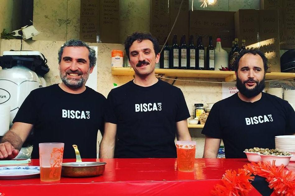 BISCA DOS 3 JOGA-SE NO LARGO DE SANTOS