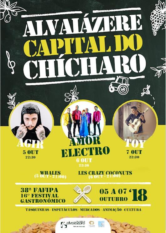 CAPITAL DO CHÍCHARO 2018   ALVAIÁZERE
