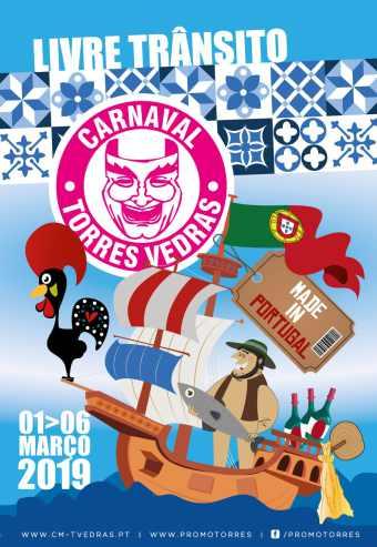 CARNAVAL DE TORRES VEDRAS 2019 | KIT CARNAVAL