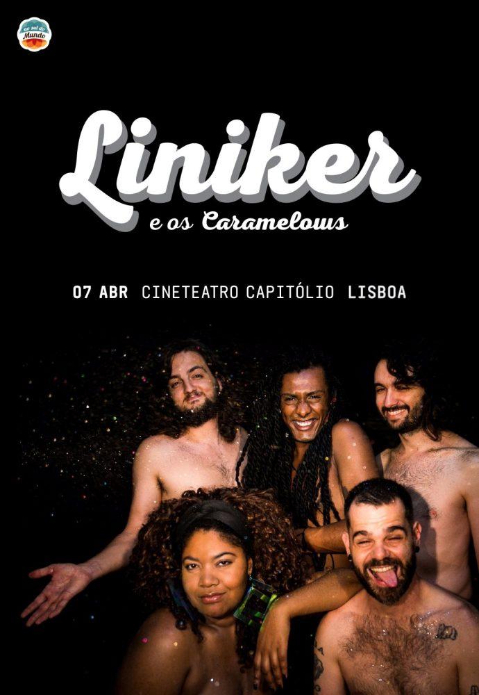LINIKER E OS CARAMELOWS | CAPITÓLIO
