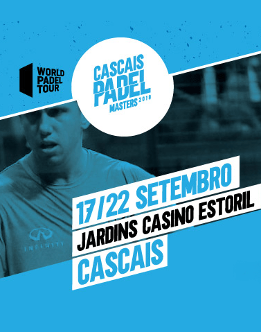 CASCAIS PADEL MASTERS WORLD PADEL TOUR 2019