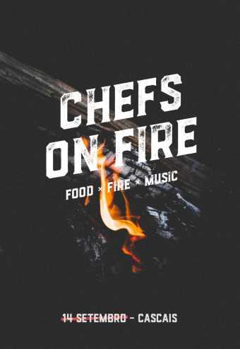 CHEFS ON FIRE – 14 SET – ESTORIL