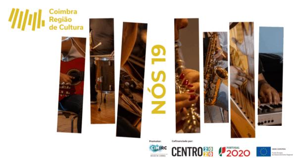 A orquestra comunitária NÓS 19 junta 200 músicos em Coimbra