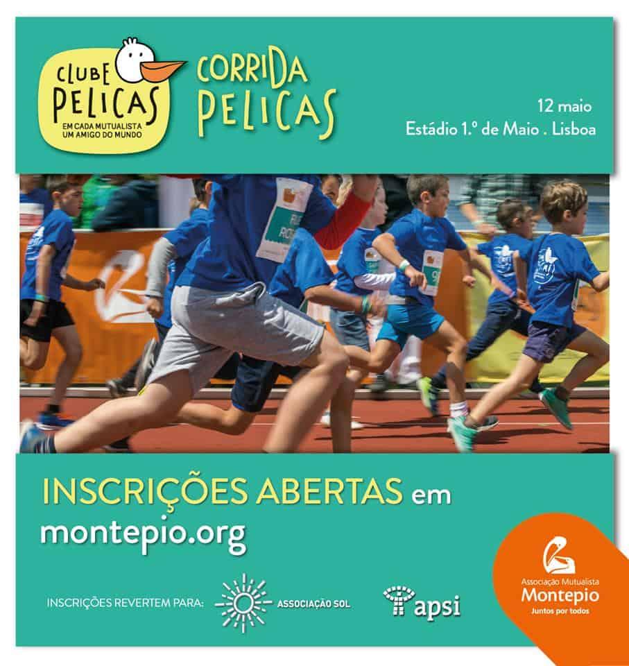 CORRIDA PELICAS 2019 – ESTÁDIO 1º DE MAIO LISBOA