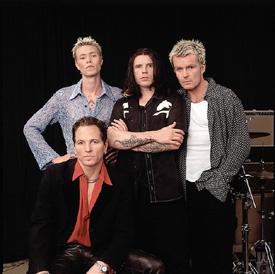 A banda The Cult apresenta no palco do NOS Alive o mais recente álbum